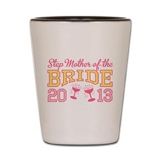 Step-mother Bride Champage 20 Shot Glass