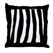 Cute Zebra pattern Throw Pillow