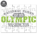 Olympic National Park WA Puzzle