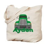 Trucker Ayden Tote Bag