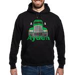 Trucker Ayden Hoodie (dark)