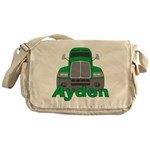Trucker Ayden Messenger Bag