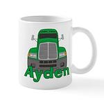 Trucker Ayden Mug