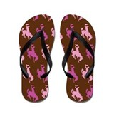 Cowgirl Flip Flops
