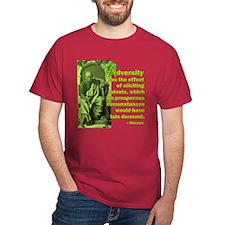Adversity Elicits Talent T-Shirt