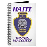 Haiti Tonton Macoutes Journal