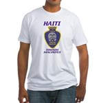 Haiti Tonton Macoutes Fitted T-Shirt