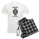 Haiti Tonton Macoutes Men's Light Pajamas