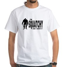 I'm Squatchy and I know it Shirt
