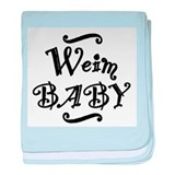 Weim BABY baby blanket