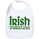 Irish Drinking Team 2012 Bib