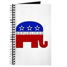 Republican Elephant Logo - Journal