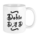 Dobie DAD Small Mug