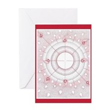 Cute Vovo anamalia Greeting Card