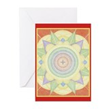 Cute Vovo anamalia Greeting Cards (Pk of 10)
