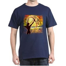 Katniss Radiant as the Sun T-Shirt