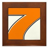 DP72 Framed Tile
