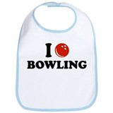 I love Bowling Bib