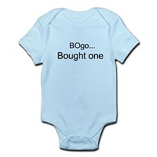 BOGO1 Infant Bodysuit