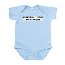 Advertising Students: Better  Infant Creeper