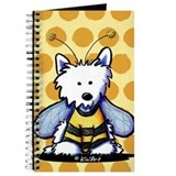 Buzzy Bee Westie Journal
