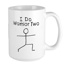Black Warrior Two Mug