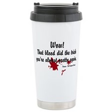 DAMON Blood Did The Trick Travel Mug