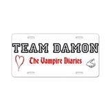 Team DAMON License Plate