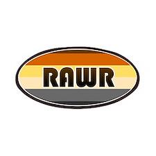 Bear 'Rawr' Patch