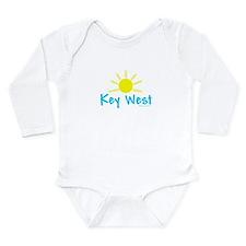 Cute Spring break Long Sleeve Infant Bodysuit