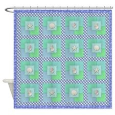 Cute Charlene audrey Shower Curtain