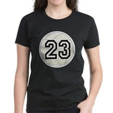 Volleyball Player Number 23 Tee