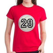 Volleyball Player Number 29 Tee