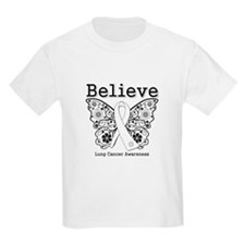 Believe Lung Cancer T-Shirt