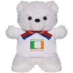 Irish League Drinking Team Teddy Bear