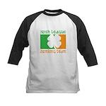 Irish League Drinking Team Kids Baseball Jersey