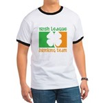 Irish League Drinking Team Ringer T