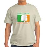 Irish League Drinking Team Light T-Shirt