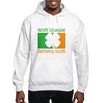 Irish League Drinking Team Hooded Sweatshirt