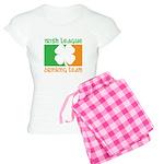 Irish League Drinking Team Women's Light Pajamas