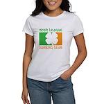 Irish League Drinking Team Women's T-Shirt