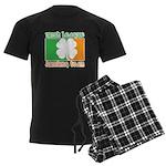 Irish League Drinking Team Men's Dark Pajamas