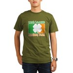 Irish League Drinking Team Organic Men's T-Shirt (
