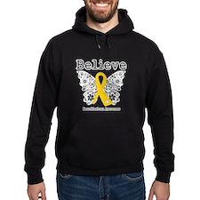 Believe - Neuroblastoma Hoody