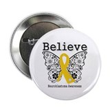 "Believe - Neuroblastoma 2.25"" Button (100 pack)"