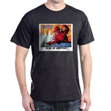 Unique North korea propaganda T-Shirt