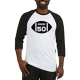 50th Birthday football Baseball Jersey