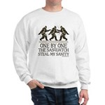 One By One The Sasquatch Sweatshirt