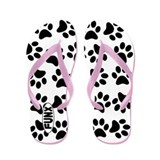 Paw Prints (White)
