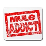 Mule ADDICT Mousepad